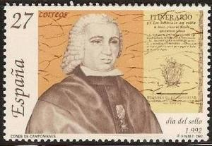dia del sello 1992m