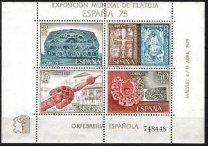 Expo 1975 orfebreria